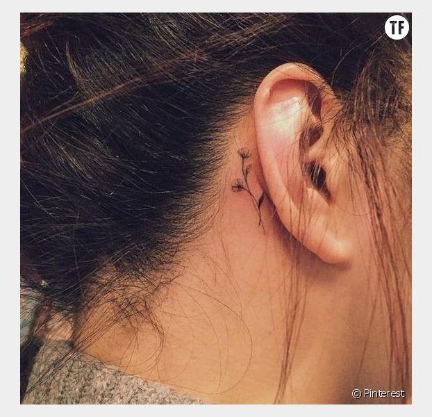15 idées de tatouages discrets
