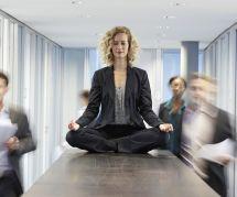 3 façons rapides de gérer son stress sans quitter son bureau