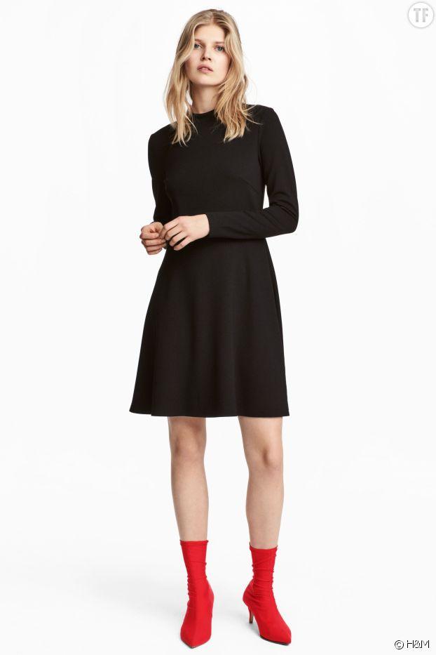 Petite robe sage H&M