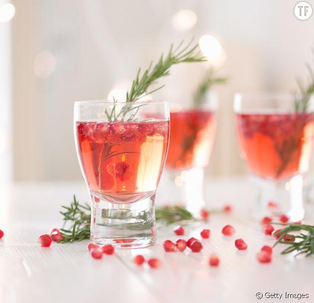La recette du Christmas Spritzer