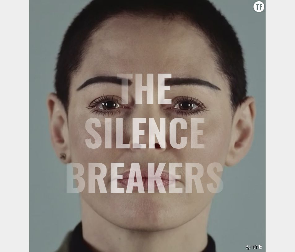 "Harcèlement sexuel : Time sacre les ""briseuses de silence"" Person of the Year"