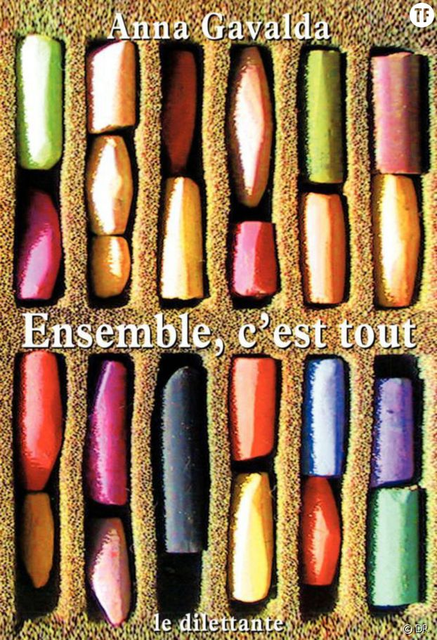 """Couverture de """"Ensemble c'est tout"""""""
