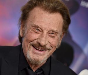 Johnny Hallyday en 2016 à Los Angeles