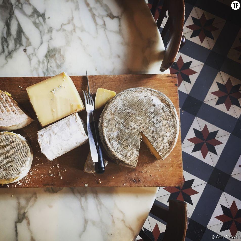 Selon une nouvelle étude, manger du fromage est bon pour notre santé