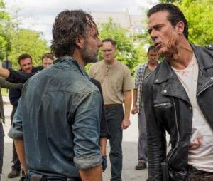 """La guerre entre Rick et Negan est au coeur de la saison 8 de """"The Walking Dead"""""""