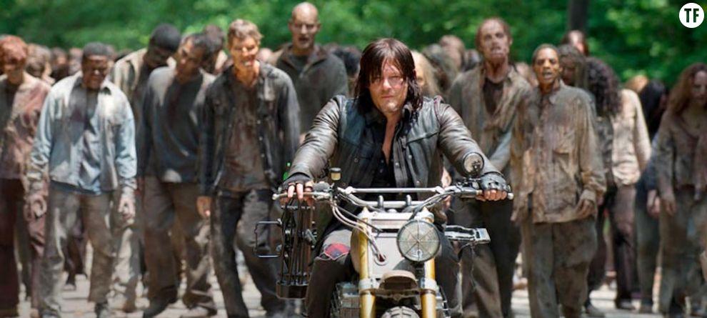 """Daryl dans """"The Walking Dead"""""""