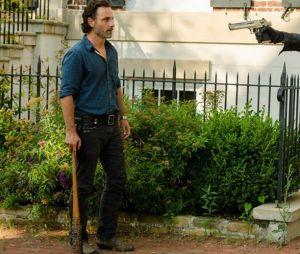 The Walking Dead, mid-season
