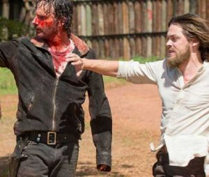 The Walking Dead, saison 8