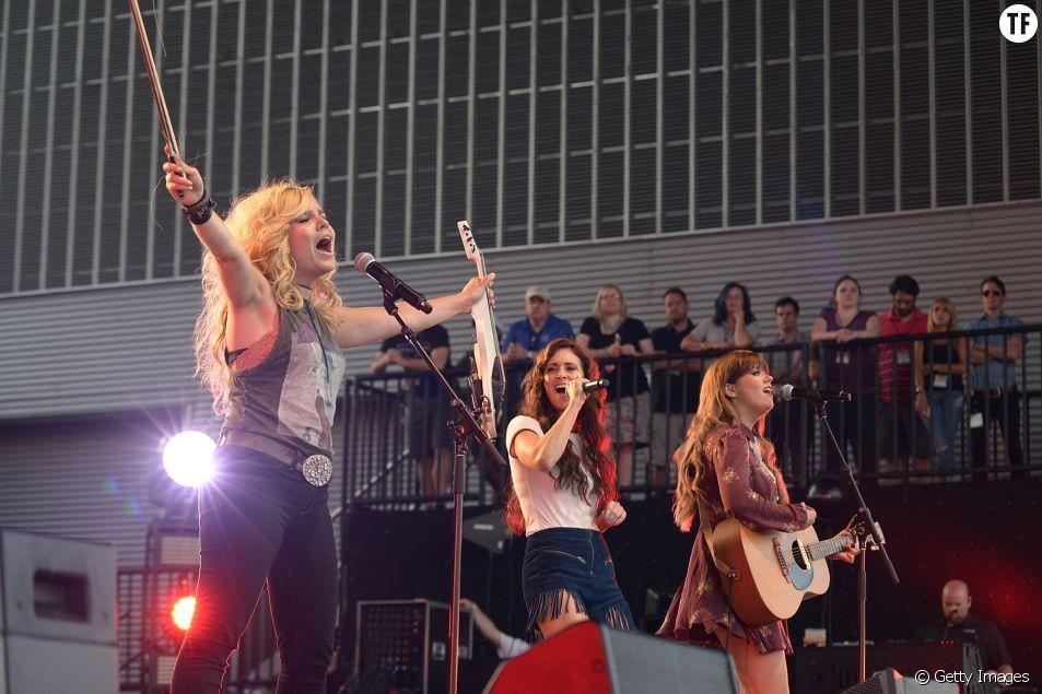Groupe de rock féminin