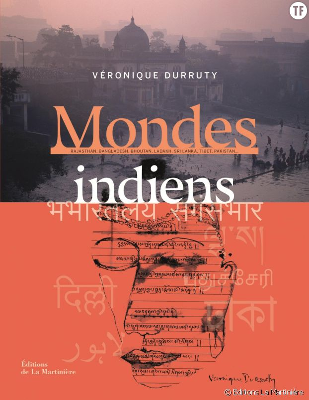 "Photo de couverture de ""Mondes Indiens""."