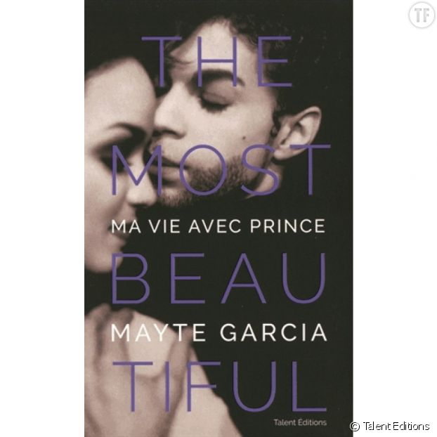 "Photo de couverture ""The most beautiful : ma vie avec Prince""."