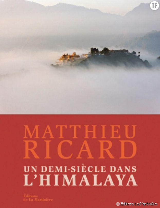 """Photo de couverture de """"Un demi-siècle dans l'Himalaya""""."""