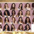 Miss France 2018 : toutes les candidates