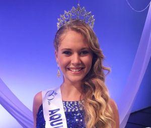 Miss France 2018 : Miss Aquitaine