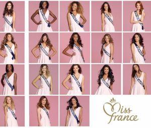 Toutes les candidates de Miss France 2018