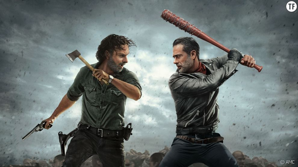 La guerre entre Negan et Rick est au coeur de la saison 8 de The Walking Dead