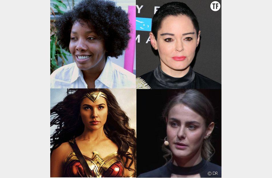 20 moments où les femmes ont été les reines du monde en 2017