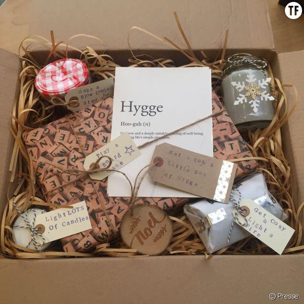 Le coffret Hello Hygge Box pour un Noël danois.