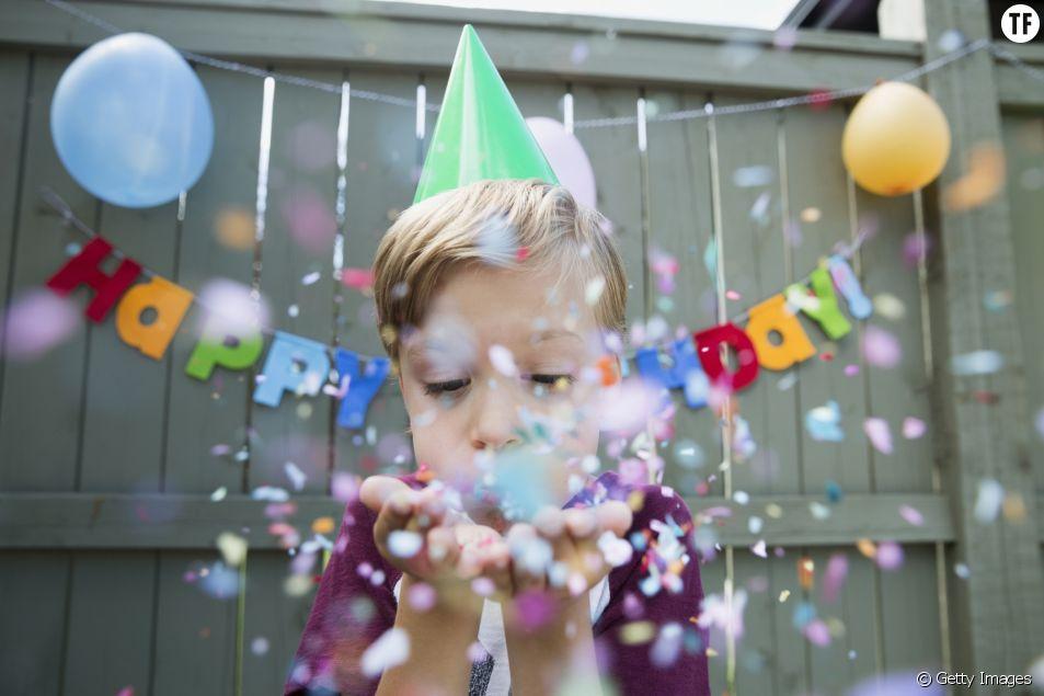 """Anniversaires d'enfants : et si on adoptait la tendance du """"fiver party"""" ?"""