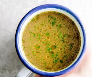 La recette simple et réconfortante du bouillon de légumes