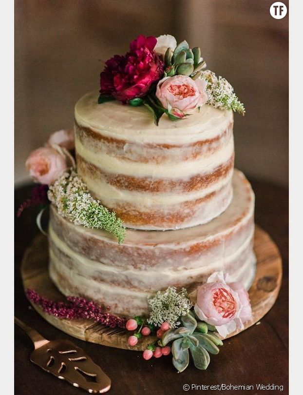 Le wedding cake couture