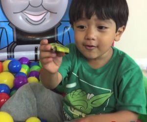 Ryan n'a que 6 ans mais il est déjà une véritable star sur Youtube