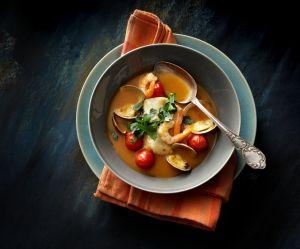 La recette facile de la soupe de poisson