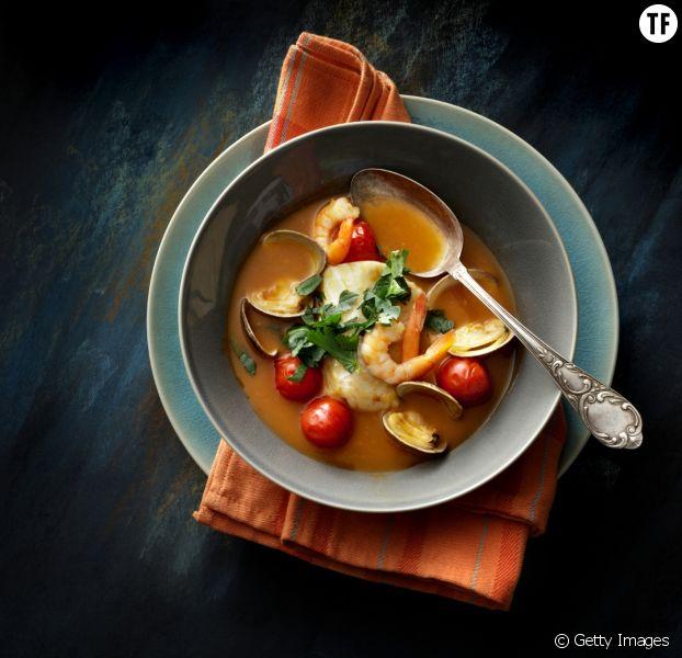 Soupe De Poisson Facile La Recette Inratable Terrafemina