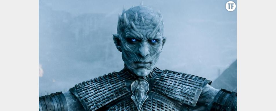 Le night's King de Game of Thrones