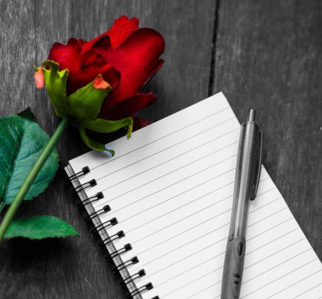 Poèmes Damour 5 Poèmes Pour Déclarer Sa Flamme Terrafemina