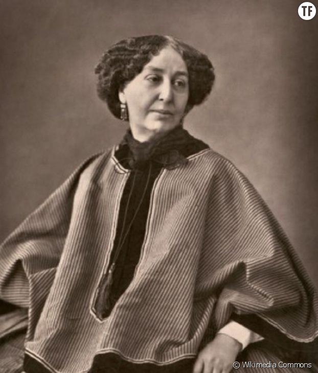George Sand, 1864