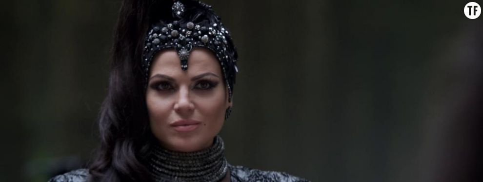 Evil Queen, Once Upon a Time, saison 6, épisode 8