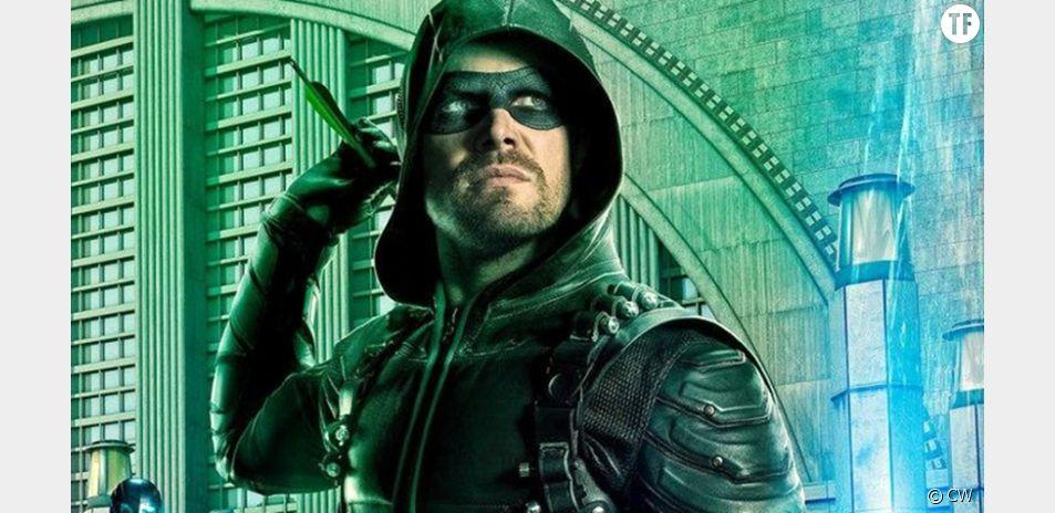 Retour de la série Arrow, saison 6, épisode 10