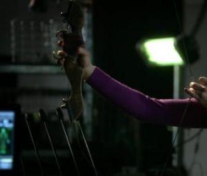 """Felicity dans la série """"Aroow"""", saison 6"""