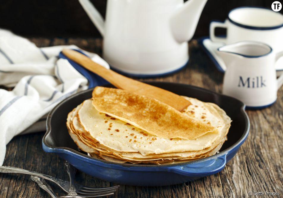Recette de la pâte à crêpe facile et rapide