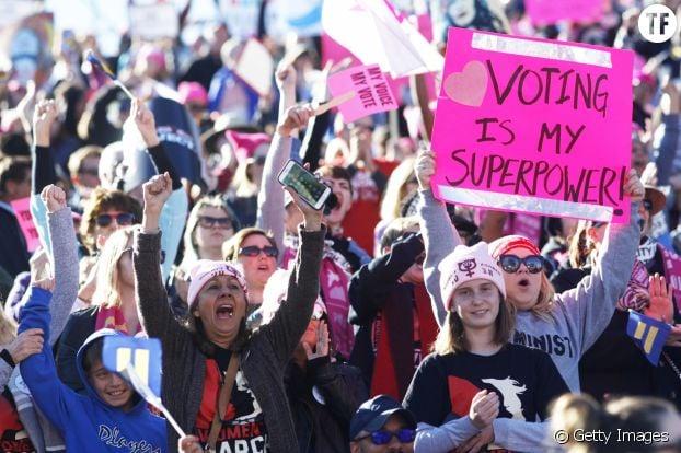 La Women's March de 2018 à Las Vegas