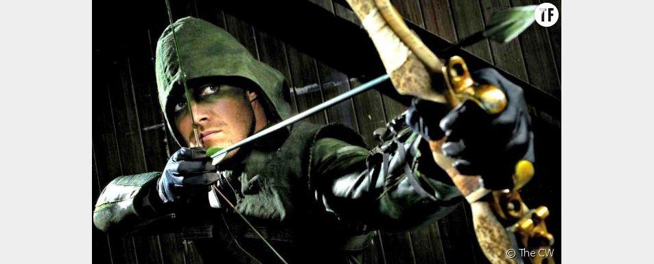 Arrow saison 6 en replay vost