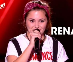 "Renata dans ""The Voice"""
