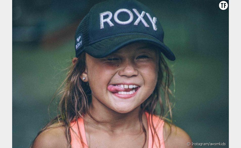 Cette gamine de 9 ans est la plus jeune skateuse pro au monde