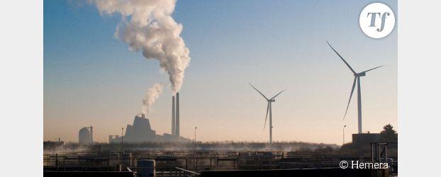 Effet de serre : le dégagement de CO2 en forte augmentation en 2010