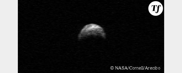 L'astéroïde qui doit frôler la Terre mardi nous menace-t-il ?