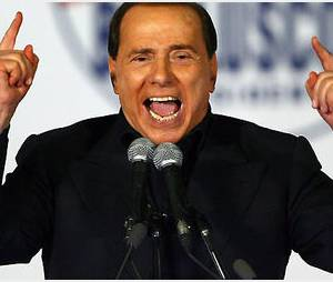 Berlusconi repousse la sortie de son CD de chansons d'amour - Vidéo