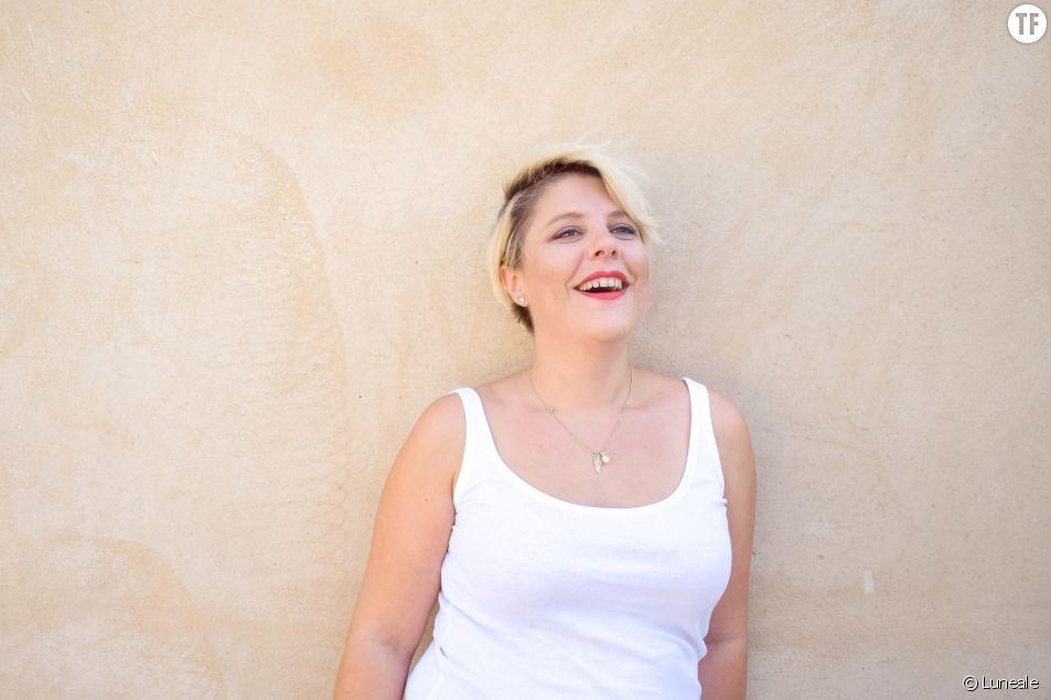 Léocadie Vincent, co-fondatrice des coupes menstruelles Luneale