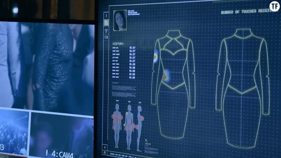"""""""Une robe pour du respect"""" : cette robe permet de détecter les agressions sexuelles"""