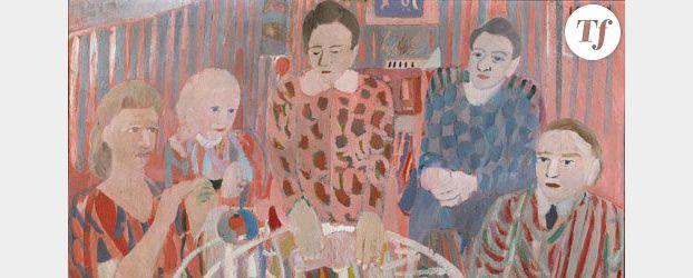 Lanskoy, un peintre russe exposé au LaM (Lille)