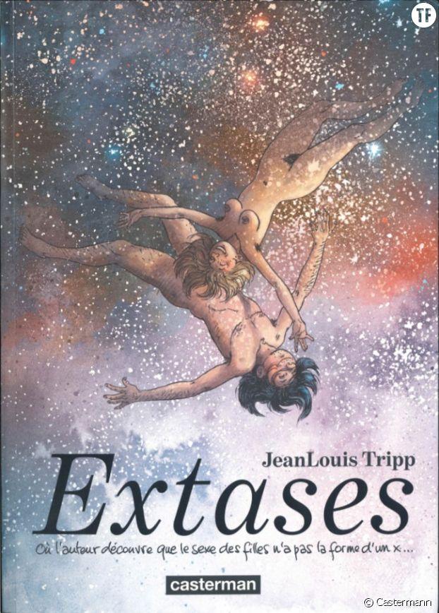 Extases, de Jean-Louis Tripp, éditions Castermann