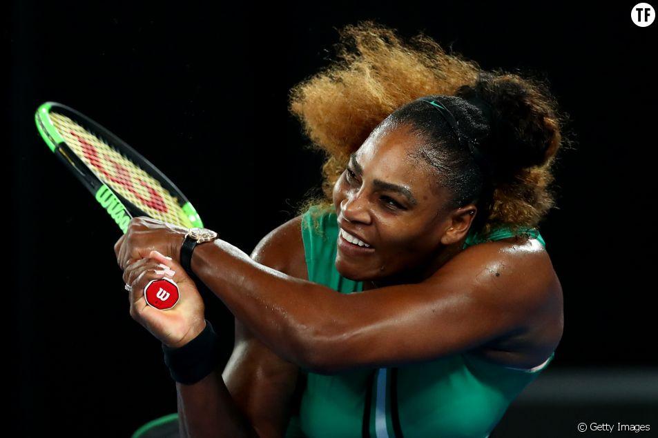 Le message Serena Williams aux mamans qui sont déjà épuisées en 2019