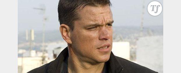 La « Contagion » Matt Damon