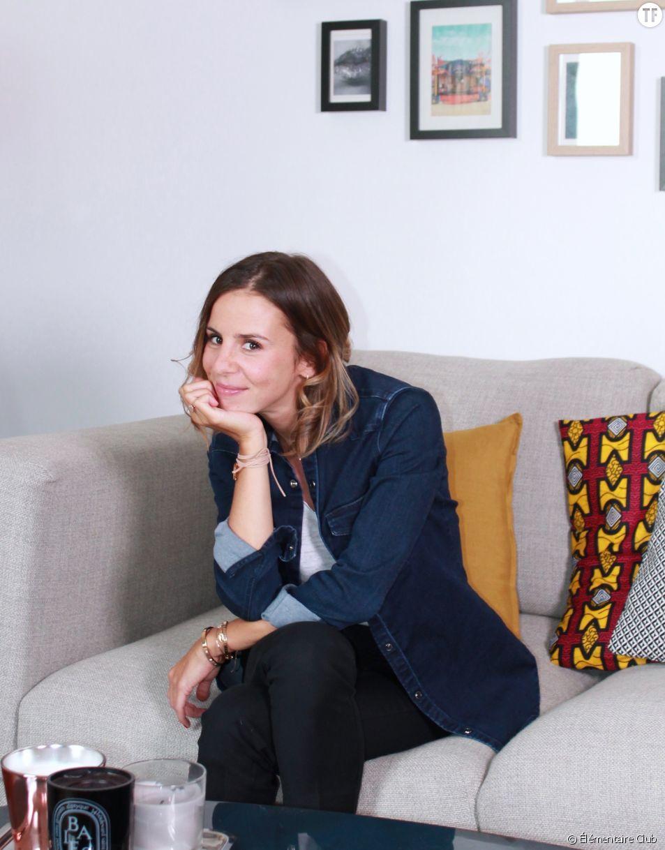 Bénédicte Haillon, fondatrice du podcast Élémentaire Club