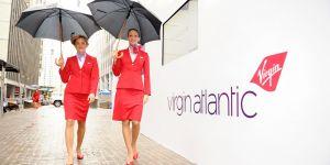 Les hôtesses de l'air de Virgin Atlantic ne sont plus obligées de se maquiller